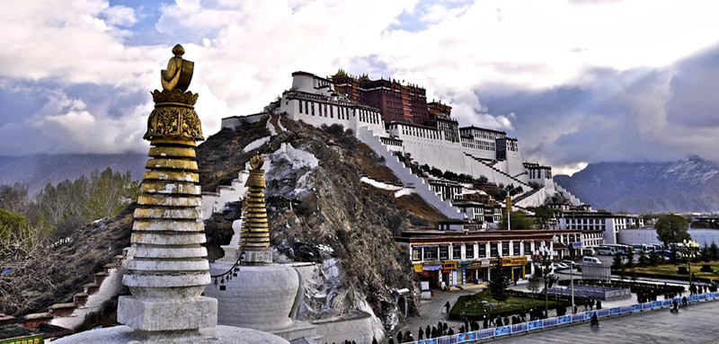 Losar-Tibet Buddhist New Year Festival Tour Package from India