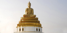 Buddhist Trail Tour Package from Delhi in India