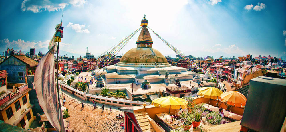Following the Buddha Tour Package in Nepal from Kathamandu
