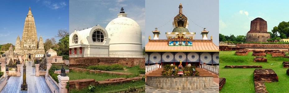 04 Buddhist Place in India