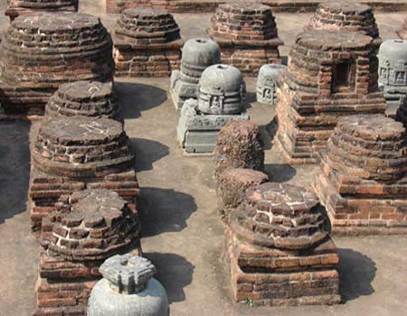 Nalanda places in Bihar