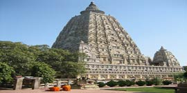 Bodhgaya Tour with Rajgir & Nalanda Sightseeing in India