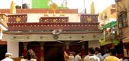 Buddhist image in delhi