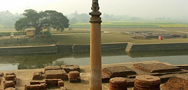 Buddhist Tour Package in India from Delhi with Lauria Nandangarh