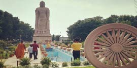 Buddhist Sector Tour from Patna in India