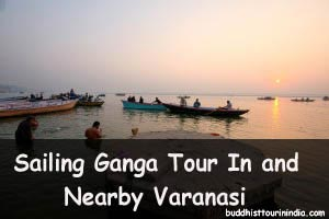Ganga Sailing Tour
