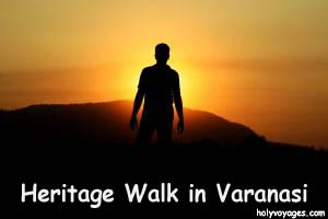 Heritage Walk in Vranasi