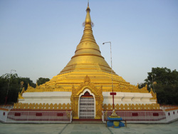 Lumbini Buddhist Pilgrimages in Nepal