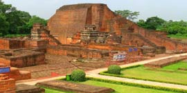 Sarnath Buddhist Tour with Bodhgaya Rajgir Nalanda in India